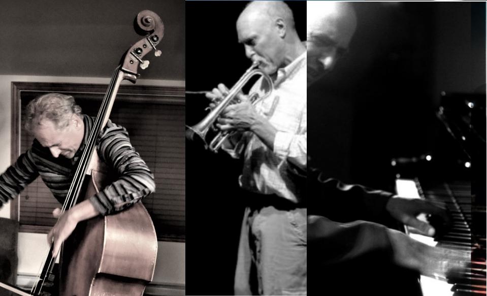 Les musiciens jazz André Lafleur, Stanley Lake et Michael Hynes